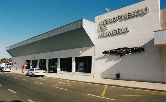 Almeria airport transfers